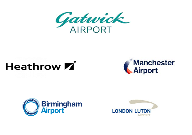 5 Airport Service MAP