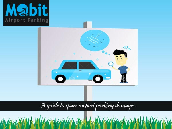Airport Parking Damage Claims