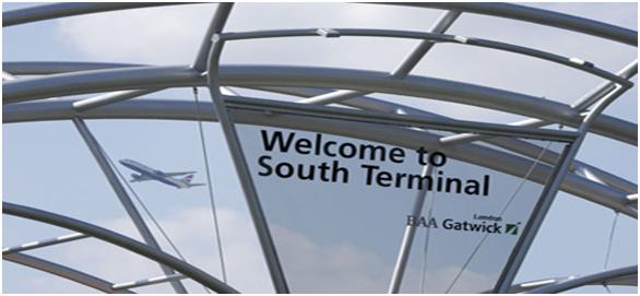 South Terminal Gatwick