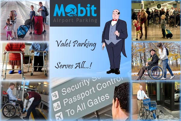 Valet Parking by Mobit