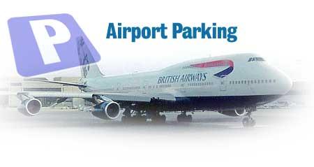 Safe Airport Parking