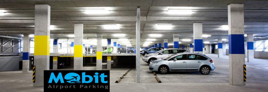 Secure Parking Compound