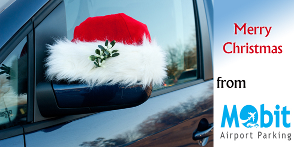 Merry Christmas from Mobit Airport Parking