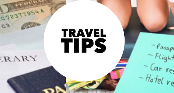 Tips for Nervous Travellers