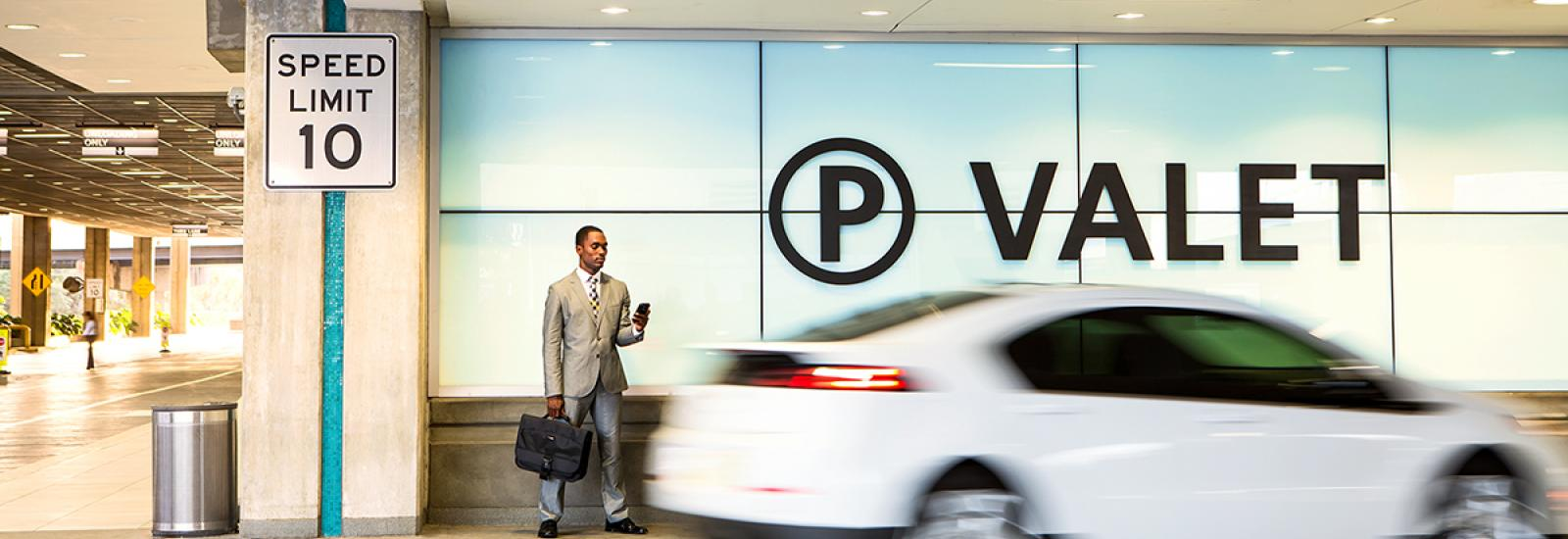UK Airport Valet Parking Deals