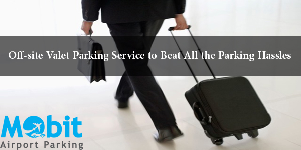 Valet Parking for Businessmen