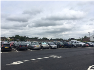Long Stay Parking Luton